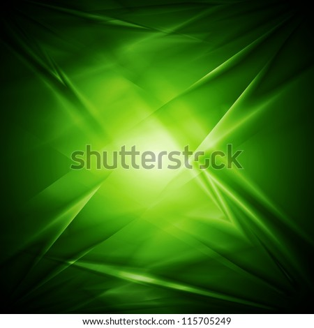 bright green elegant background