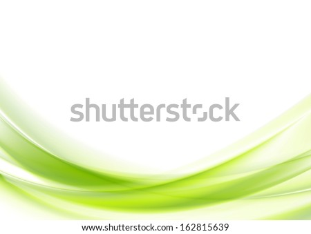 stock-vector-bright-green-vector-waves-abstract-background