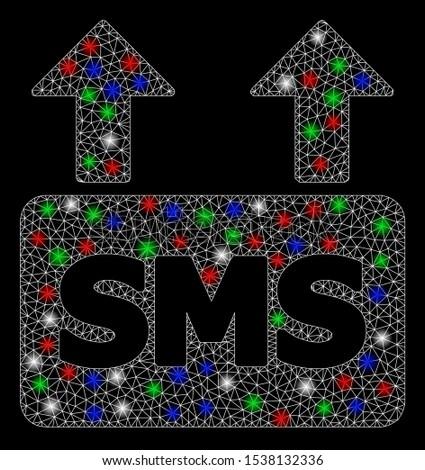 bright mesh mass sms sending