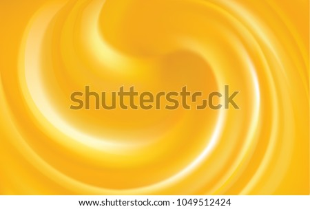 bright ocher whirl whip cheese