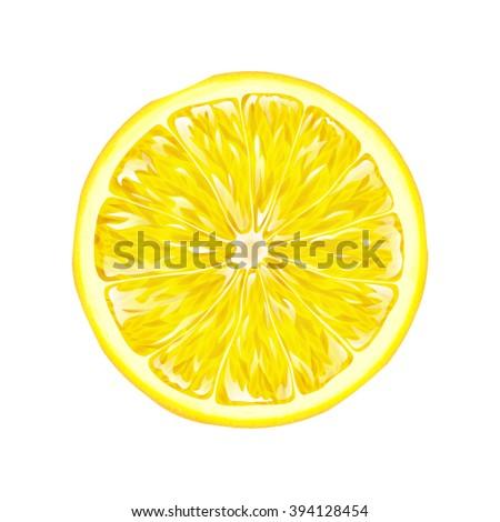 bright realistic illustration