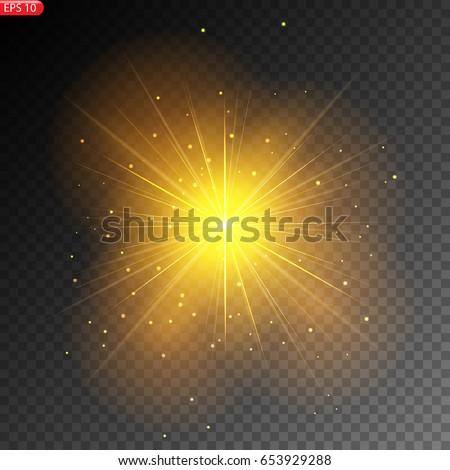 Bright star light
