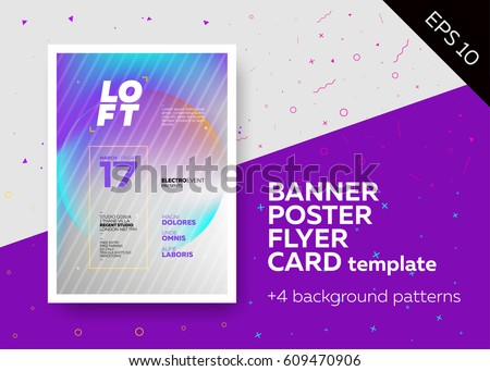 stock-vector-bright-vector-a-template-with-text-grid-trendy-geometric-patterns-colorful-background