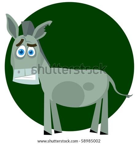Brisk donkey