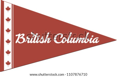 british columbia flag  bc