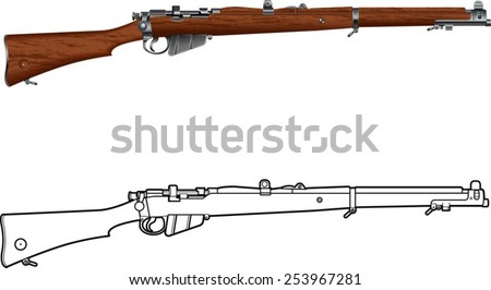 british military bolt action