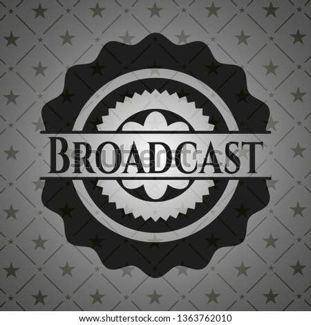 Broadcast black badge