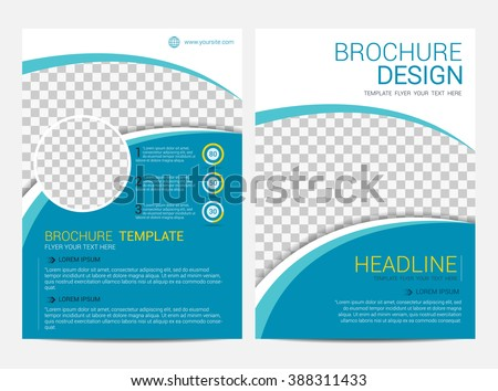 stock-vector-brochure-template-flyer-design-vector-background