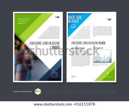 Royaltyfree Annual report template design book 402052708 – Simple Annual Report Template
