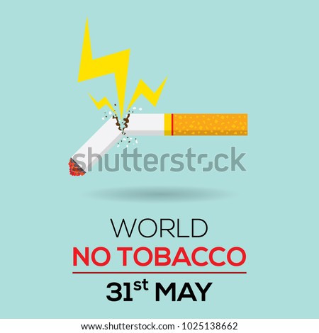 broken tobacco or cigarette