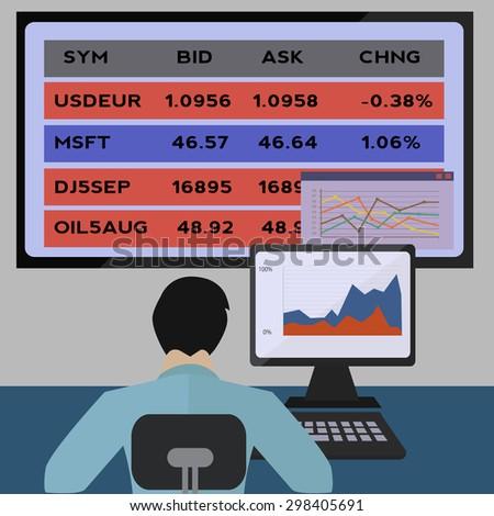 Stock broker salary bonus