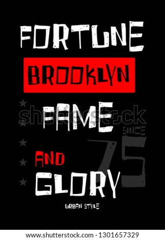brooklyn fortune fame and glory