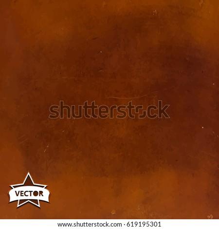 stock-vector-brown-grunge-background