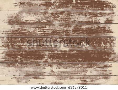 brown grunge wooden wall  table