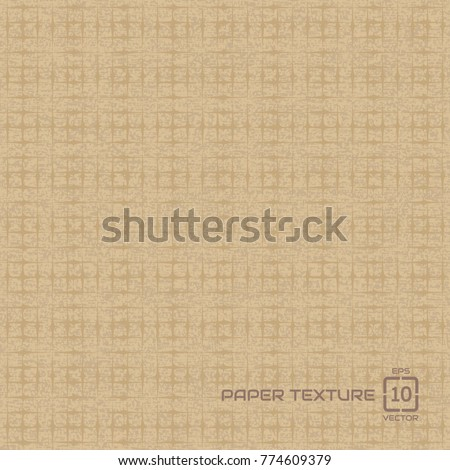 stock-vector-brown-paper-texture-background