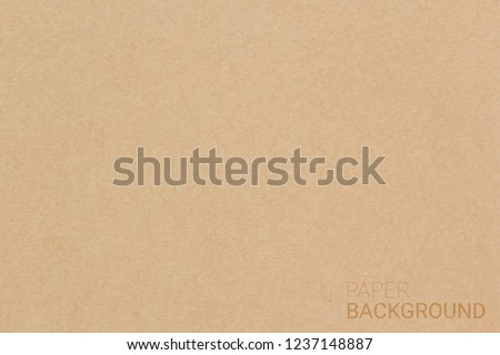 Brown paper texture background. Vector illustration eps 10. ストックフォト ©