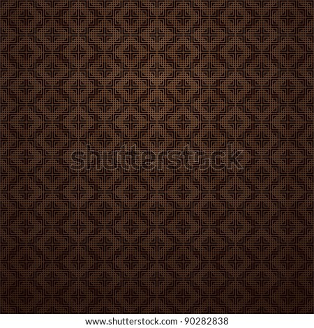 Brown pattern - abstract background