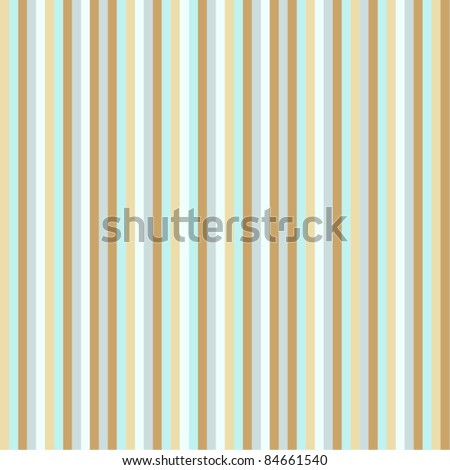 Brown Stripe pattern with stylish colors - stock vector