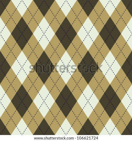 brown tartan
