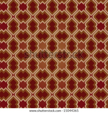 vintage wallpaper vector. stock vector : Brown vintage