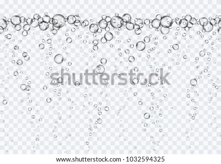 bubbles underwater texture