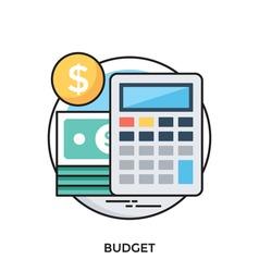 Budget Vector Icon