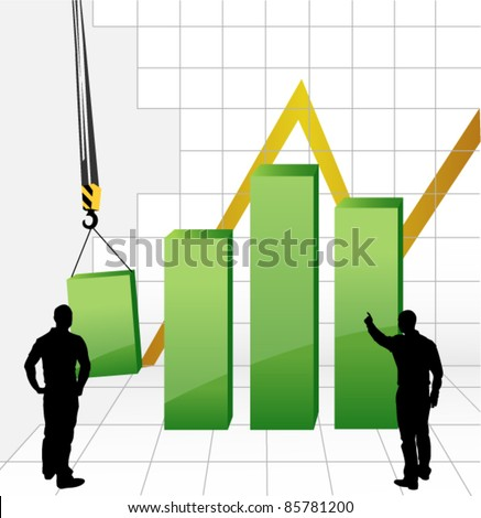 Building business chart