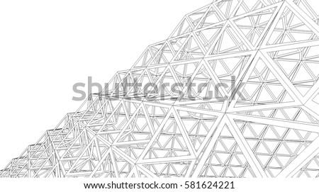 building 3d structure