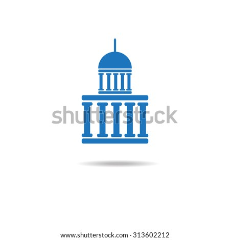 Building Icon government