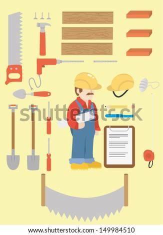 Building instruments