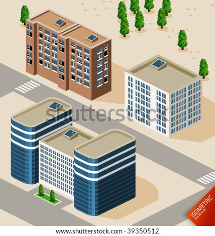 Building Isometric