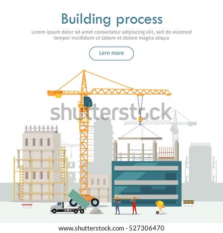 building process web