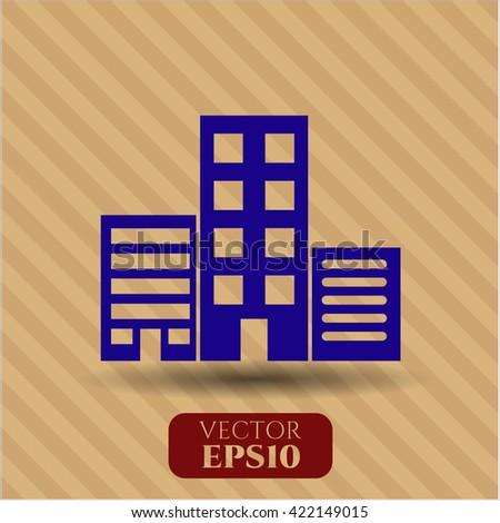 Buildings symbol