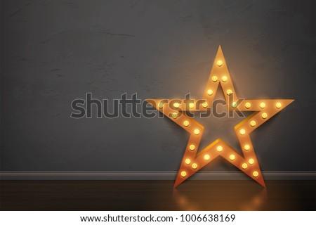 Bulb star in room #1006638169