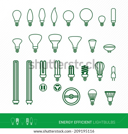 Bulbs set