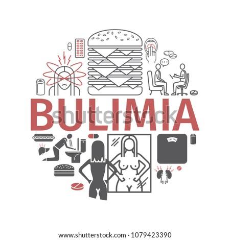 bulimia symptoms  treatment
