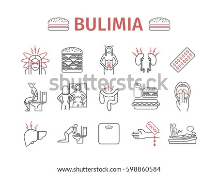 bulimia symptoms  treatment