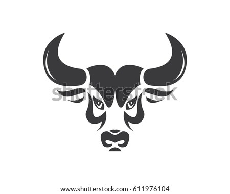 angry bull head logo - photo #38