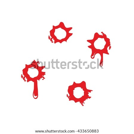 free bullet holes vector download free vector art stock graphics rh vecteezy com free vector bullet holes vector art bullet holes free