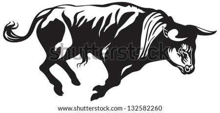 ... de toros, tauromachia, tauromachy or American rodeo animal - stock