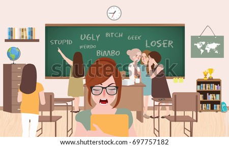 bullying in class room school