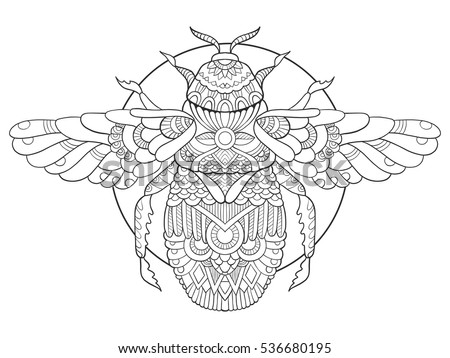 bumblebee coloring book for