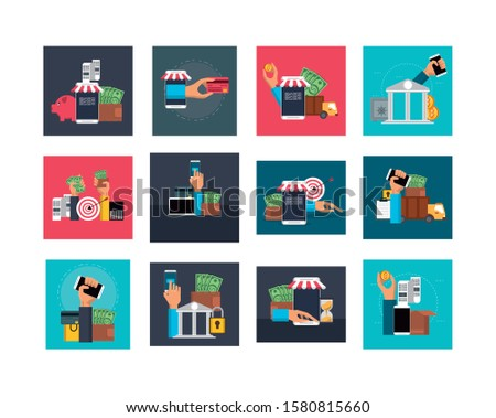 bundle of electronic commerce