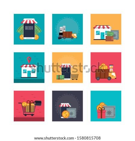 bundle of electronic commerce