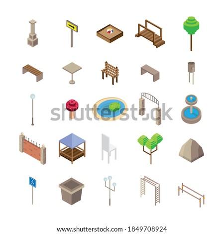 bundle of twenty five park