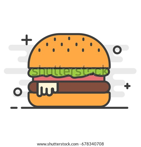 Burger Vector Design.