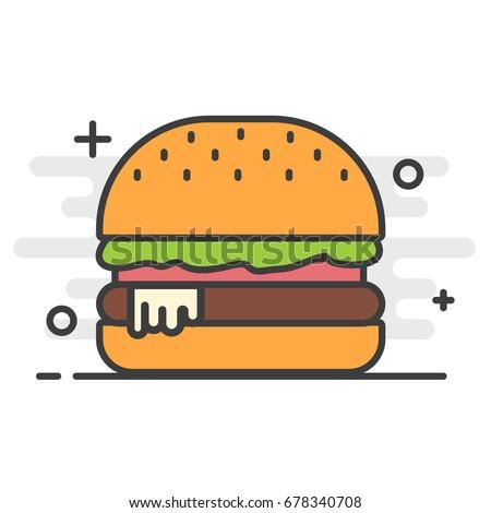 Burger Vector Design.