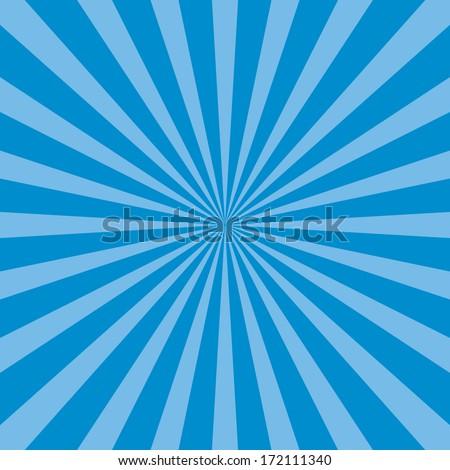 burst vector background   blue