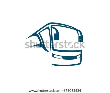 Bus head logo