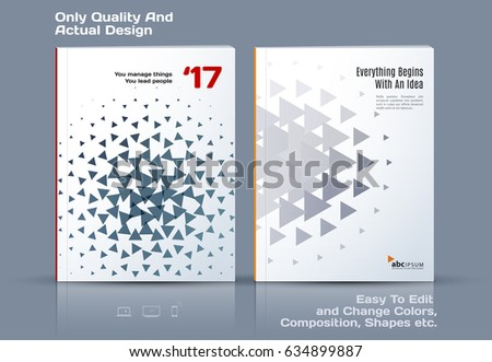 business abstract vector